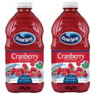 Ocean Spray Cranberry Juice Cocktail With Calcium (64 Oz Bottle) 2 Bottles