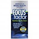 Focus Factor Brain Health Dietary Supplement 60 Tablets