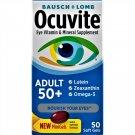 Ocuvite Eye Vitamin Adult 50+ Formula Eye Health Vitamins 50 Softgels