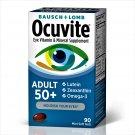 Ocuvite Adult 50 + Vitamin & Mineral Supplement 90 Softgels