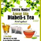 Tierra Madre Diabetes Support Herbal Tea Blend Herbal Supplement 15 Tea Bags