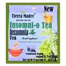 Tierra Madre Insomnia Herbal Tea Supplement Herbal Support 18 Tea Bags