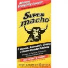 Super Macho Dietary Supplement with High Potency B Vitamins 50 Softgels