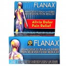 Flanax Pain Reliever / Fever Reducer 24 Tablets