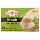 The Peru Chef Lemon Balm / Toronjil Herbal Tea (20 Tea Bags Box) 2 Boxes