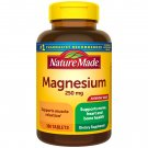 Nature Made Magnesium 250 mg 300 Tablets