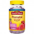 Nature Made Prenatal 58 mg DHA 60 Gummies