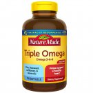 Nature Made Triple Omega 3 - 6 - 9 Dietary Supplement 150 Softgels