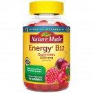 Nature Made Energy B12 1000 mcg 80 Gummies