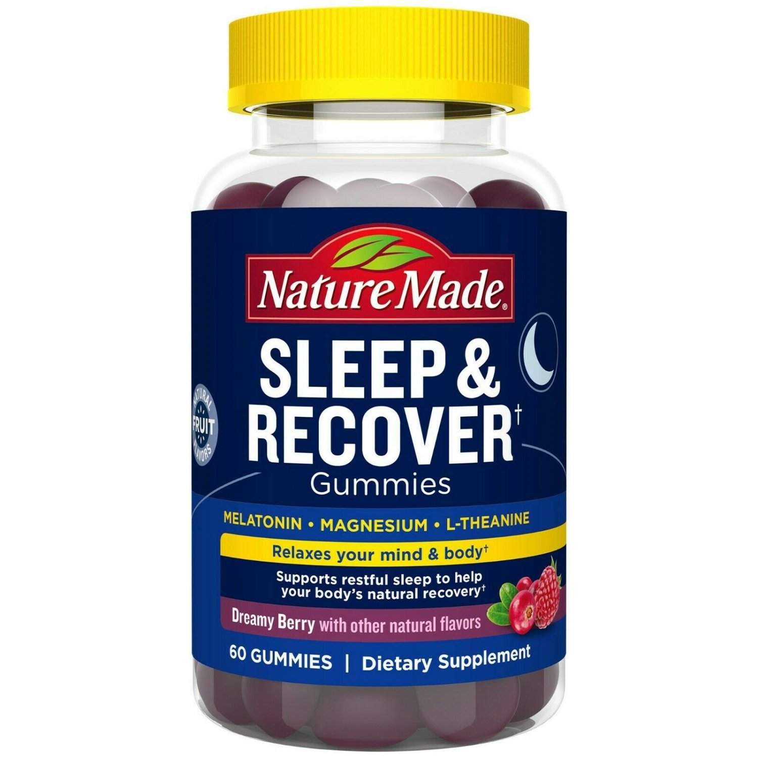 Nature Made Sleep & Recover 60 Gummies