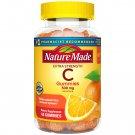 Nature Made Vitamin C 500 mg Extra Strength 60 Gummies