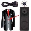 Mini HD 1080p Hidden Camera Camcorder Video Recorder DV DVR Button SPY Cam