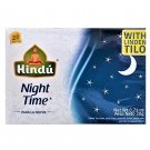 Hindu Night Time Tea with Linden 20 Bags Box, 2 Boxes