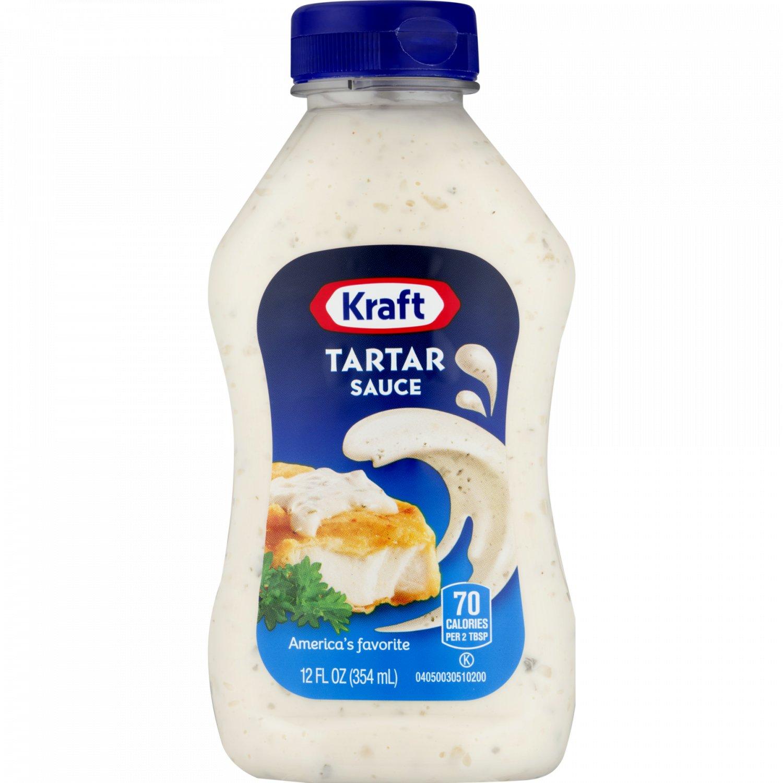 Kraft Tartar Sauce 12 oz