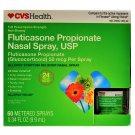 CVS Health Fluticasone Nasal Spray 60 Metered Sprays 50 mcg