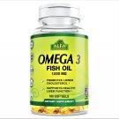 Alfa Vitamins Omega-3 From Fish Oil 1000mg 100 Softgels
