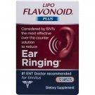 Lipo-Flavonoid Plus Ear Health Supplement ( For Ear Ringing Tinnitus) 72 Caplets