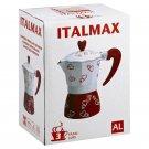 Italmax Espresso Coffee Maker Stove Top 1 Cup