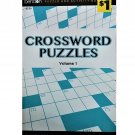 Bendon Volume 1 Crossword Puzzles 136 Crosswords