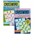 KAPPA Large Print Crosswords Volumes 229 & 230 Companion 43 Crosswords Each
