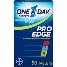 One A Day Men's Pro Edge Multivitamin Tablets Multivitamins for Men 50 Count