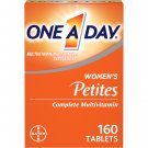 One A Day Women's Petites Tablets Multivitamins for Women 160 Count