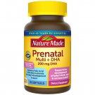 Nature Made Prenatal Multivitamin + DHA 200mg, 60 Softgels