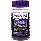 Sambucol Black Elderberry Gummies with vitamin C & Zinc 30 Gummies