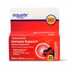 Equate Effervescent Tablets 1000 mg Immune Support Berry 10 Count