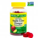 Spring Valley Apple Cider Vinegar 500mg Vegetarian Gummies 60 Count
