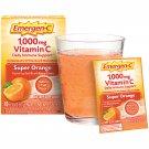 Emergen-C 1000mg Vitamin C w/ Antioxidants B Vitamins & Electrolytes Orange 10 Packets