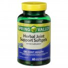 Spring Valley Herbal Joint Support 60 Softgels