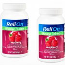ReliOn Glucose Raspberry Flavor (50 Tablets Pack) 2 Pack