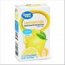 3 Boxes Great Value Sugar-Free Lemonade Drink Mix (10 Count Box)