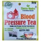 Tierra Madre Blood Pressure Support Herbal Tea / Presion Arterial Te de Hierbas 18 Tea Bags