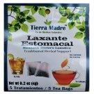 Tierra Madre Dieter's Laxative Herbal Tea / Laxante Estomacal Tea 15 Tea Bags