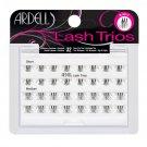 Ardell Eyelash Individual Lash Trios Black Color 32 Ct