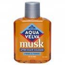 Aqua Velva Musk After Shave/Cologne 3.5 Oz