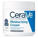 CeraVe Moisturizing Cream, Daily Face and Body Moisturizer for Dry Skin 16 Oz