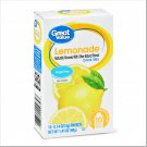 8 Boxes Great Value Sugar-Free Lemonade Drink Mix (10 Count Box)