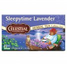 Celestial Seasonings Sleepytime Lavender Tea, 20 Count (2 Boxes)
