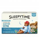Celestial Seasonings, Sleepytime Extra Wellness Herbal Tea 20 Tea Bags (2 Pack)