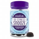 Stressballs De-Stress Snooze Sleep Supplement Gummies with Melatonin 46 Gummies