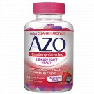 AZO Cranberry Gummies, Urinary Tract Health Helps Cleanse & Protect 40 Count