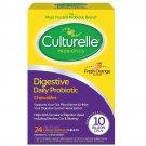 Culturelle Probiotics Chews for Adults, 24 Tablet Chewables