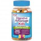 Digestive Advantage Kids Daily Probiotic Gummies, 50 Billion 60 Count