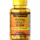 Puritans Pride Royal Jelly Softgels 500 mg, 120 Count