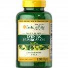 Puritan's Pride Evening Primrose Oil 1300 mg with GLA, 120 Softgels