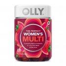 OLLY Women's Multivitamin Gummy, Health & Immune Support, 130 Gummies