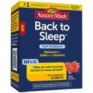 Nature Made Back to Sleep Melatonin, Gaba, L-Th2anine, Fast Dissolve 30 Count